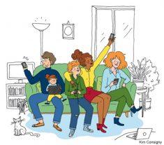 Le guide pratique « La famille Tout-Écran »| CLEMI