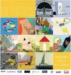 Les poèmes de Paul Eluard, racontés en images à travers 13 courts-métrages