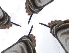 Apprentissage et écriture collaborative