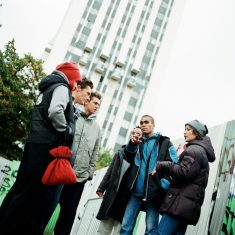 Les jeunes: comment ils parlent
