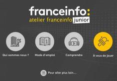 L'appli franceinfo junior | Maison de la Radio