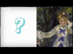 Quèsaco – « La balançoire », Pierre-Auguste Renoir (1876) – YouTube