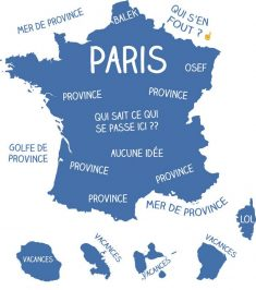 10 cartes drôles pour tout comprendre sur les clichés français