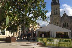 Cusset : 1000 arbres pour la ville