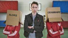 Alors Grammaire ! | Fransk grammatik för gymnasiet. | UR Play